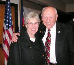Rollie and Josie Heath